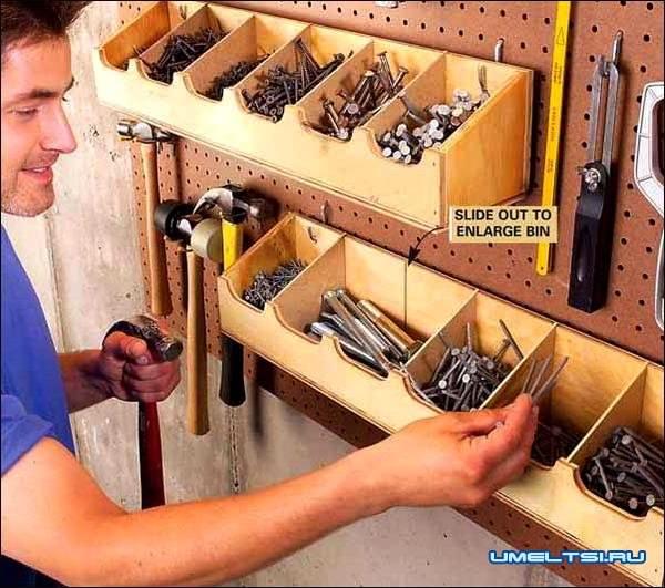Как навести идеальный порядок в гараже фото 3