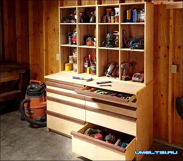 Как навести идеальный порядок в гараже фото 7