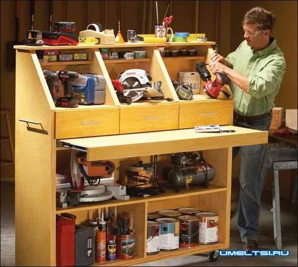 Как навести идеальный порядок в гараже фото 25