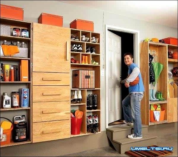 Как навести идеальный порядок в гараже фото 4