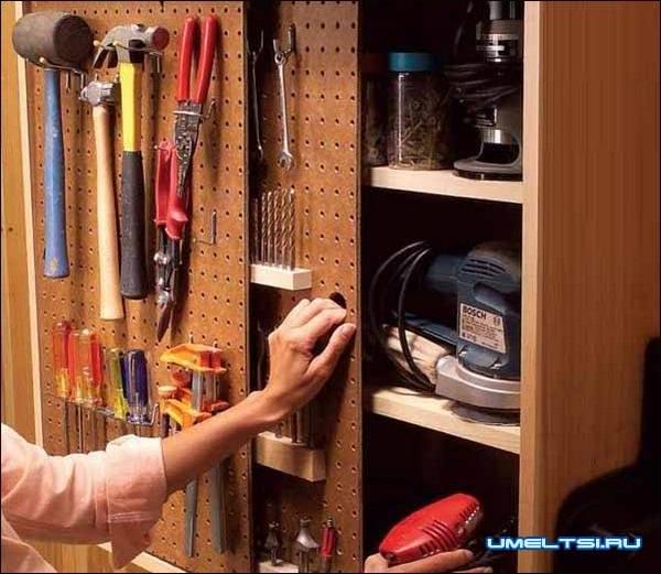 навести порядок в гараже митяев