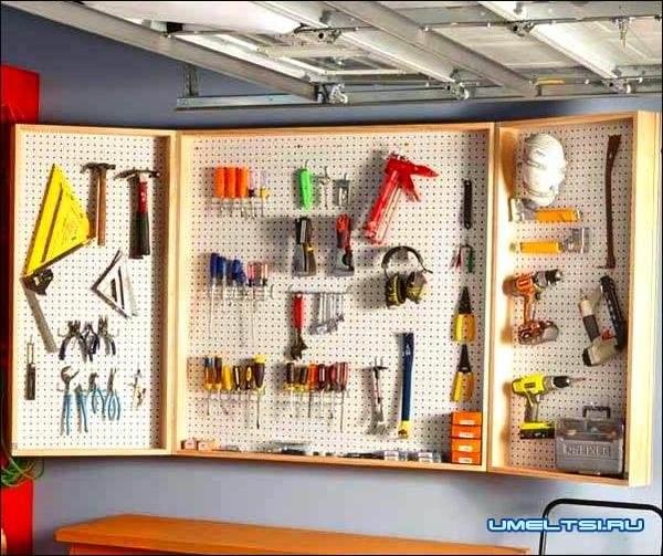 Как навести идеальный порядок в гараже фото 8