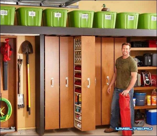 Как навести идеальный порядок в гараже фото 17