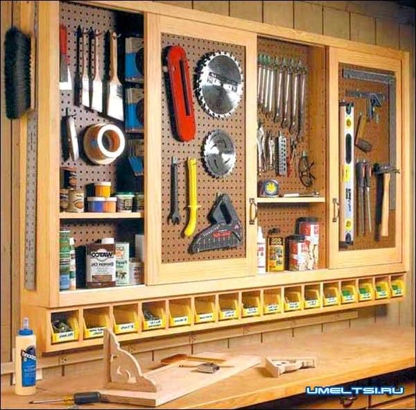 Как навести идеальный порядок в гараже фото 1