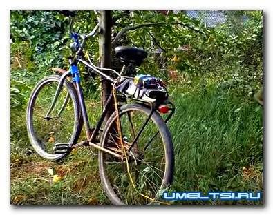Электровелосипед своими руками из подручных материалов