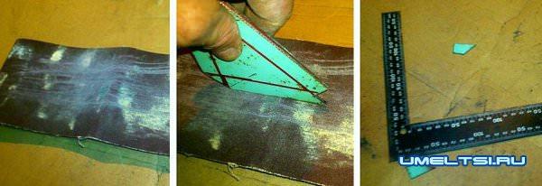 Магнитный угольник сварщика-ход работ