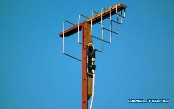 Самодельные антенны для Т2 – фото