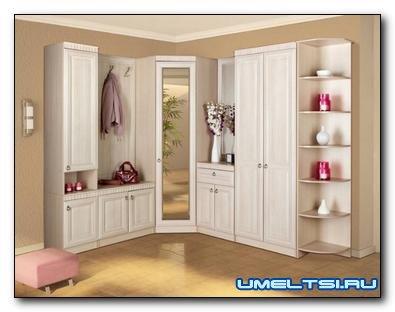 Корпусная мебель по индивидуальному заказу для вашего интерьера