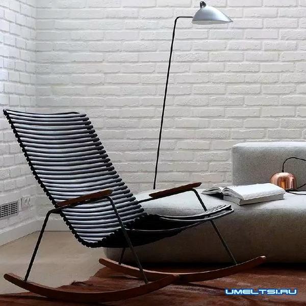 Оригинальные модели кресла-качалки
