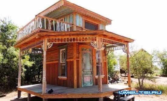 Идеи для строительства дачного домика