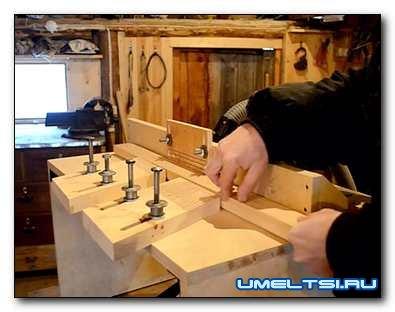 Фрезерный стол для ручного фрезера своими руками