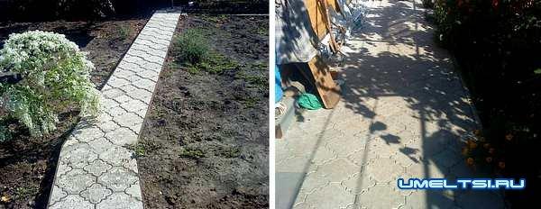 станок для изготовления тротуарной плитки