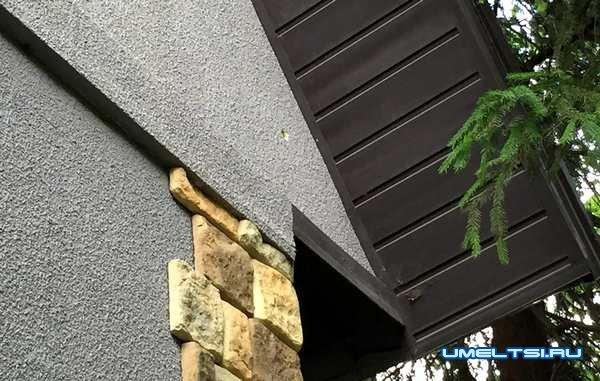 видеонаблюдение территории дома