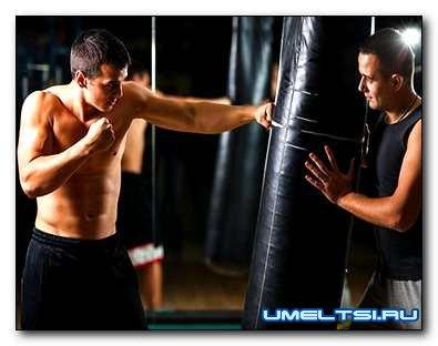 Как сделать боксерскую грушу/мешок своими руками