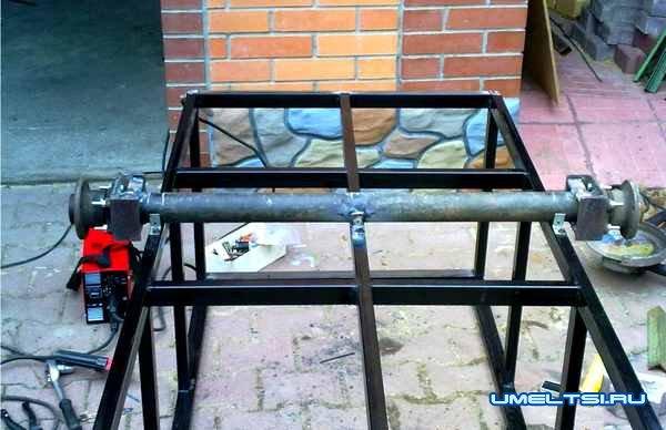 Прицеп для квадроцикла фото 1