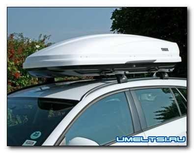 Как сделать автобокс на крышу автомобиля