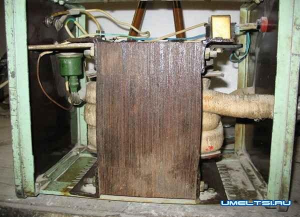 симистор точечной электросварки