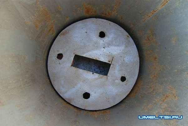 автоклава из газового баллона