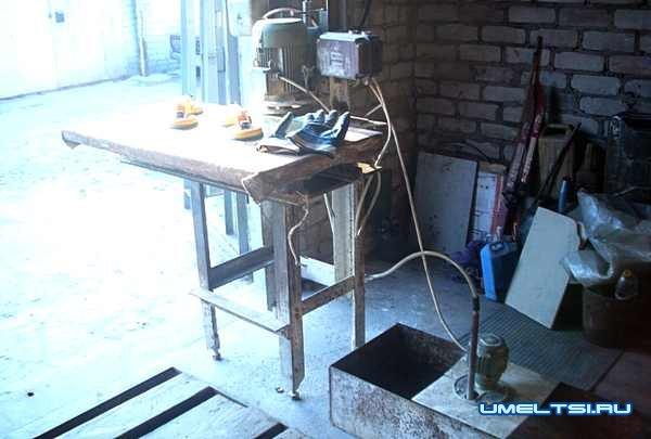 Станок для обработки кромки стекла