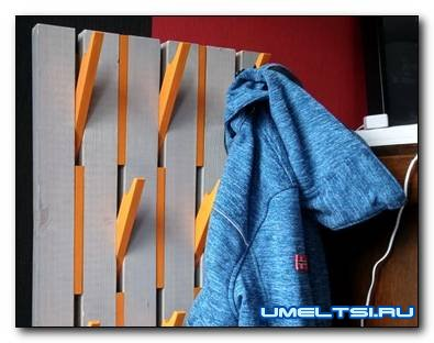 Универсальная вешалка-трансформер для одежды своими руками