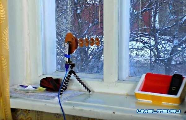 Wi-Fi пушка от Креосан-мастер класс