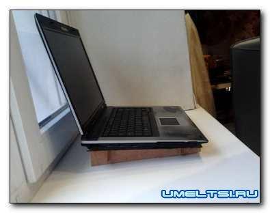 Подставка под ноутбук с охлаждением своими руками