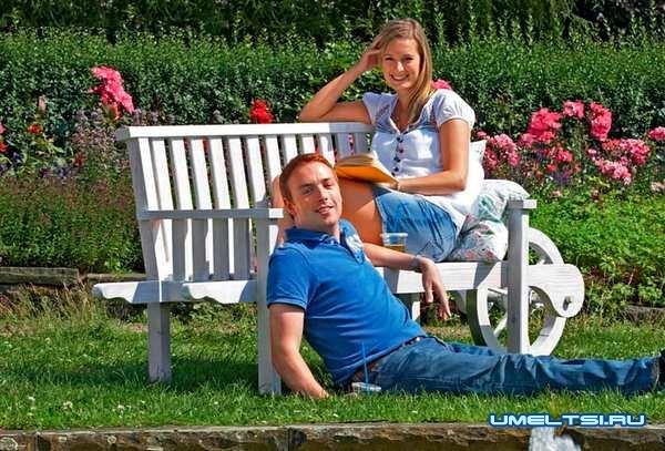 Изготовление мобильной скамьи: мастер класс