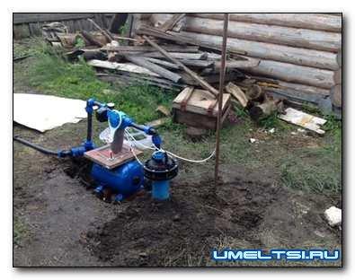 Как сделать автономное водоснабжение фото 338