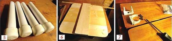 Как сделать стол-трансформер
