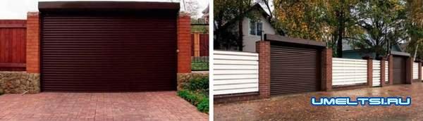 Какие ворота выбрать? фото