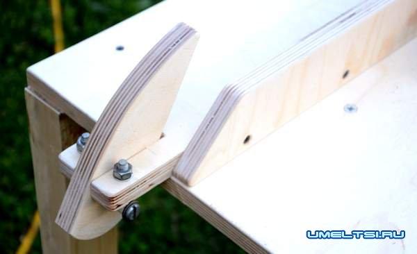 стол для ручной циркулярной пилы