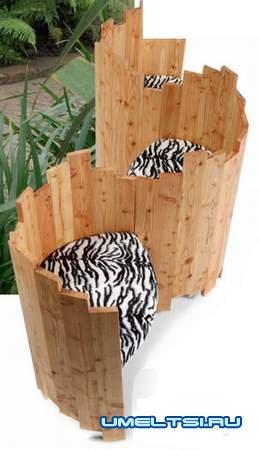 Мебель для зимнего сада - кресло (фото)