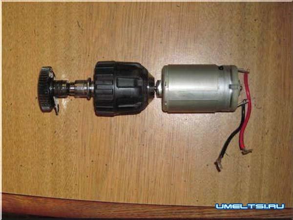 Ветрогенератор в домашних условиях из шуруповерта - фото