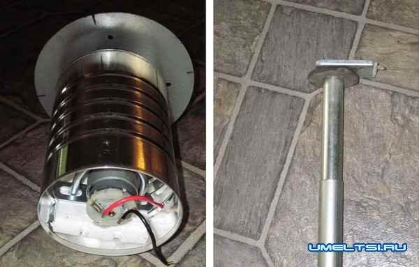 Ветрогенератор в домашних условиях
