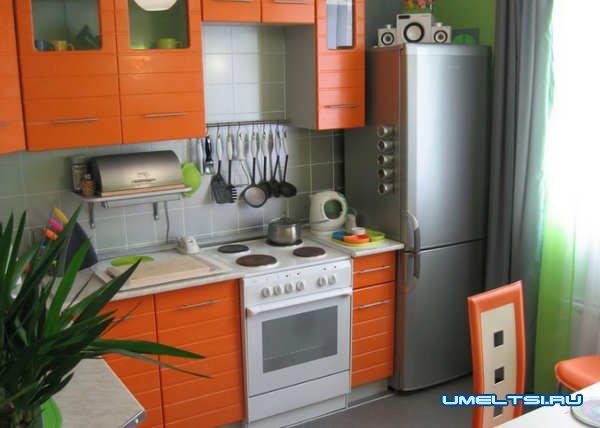 Важные нюансы кухонь