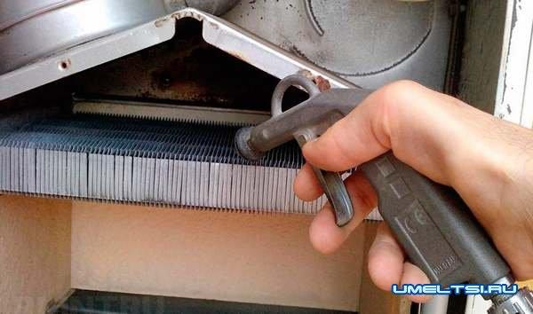 Ремонт газовых котлов своими руками-фото