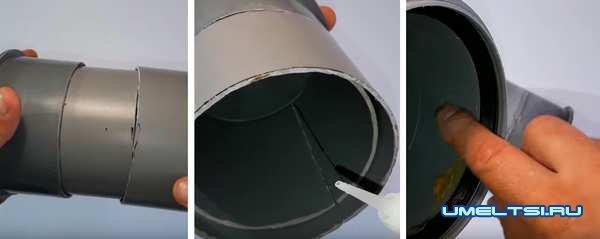 Как соорудить пластиковый домкрат-ход работ
