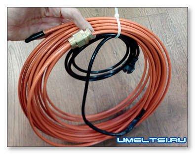 Саморегулируемый кабель: выгоды применения при обогреве пропариваемых объектов