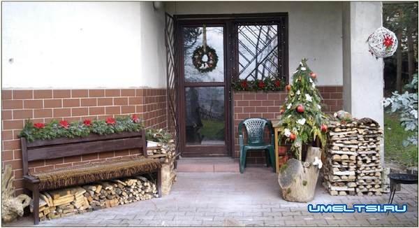 Как украсить свой дом к рождественским праздникам