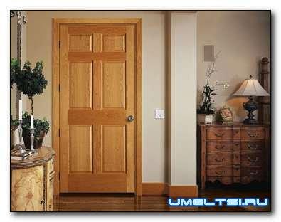 Как сделать деревянные филенчатые двери своими руками