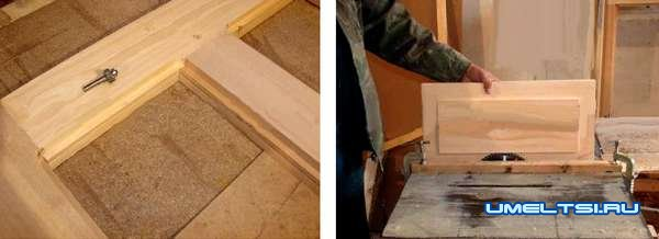 деревянные филенчатые двери своими руками