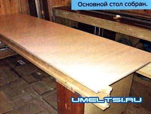 Как обустроить столярную мастерскую на даче
