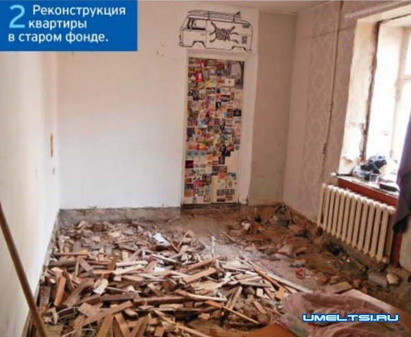 Что нужно для ремонта квартиры