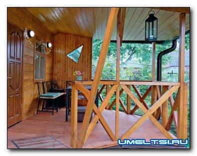 Ремонт каркасной постройки:отделка внутри