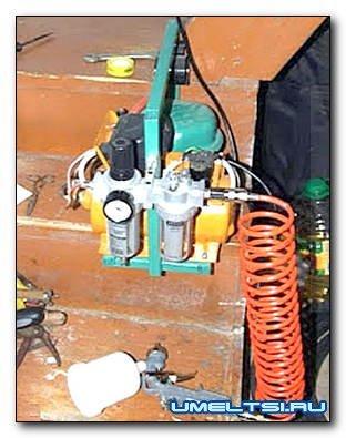 Самодельный компрессор в домашних условиях