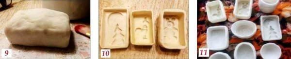 Мастер класс: силиконовые формы для мыла