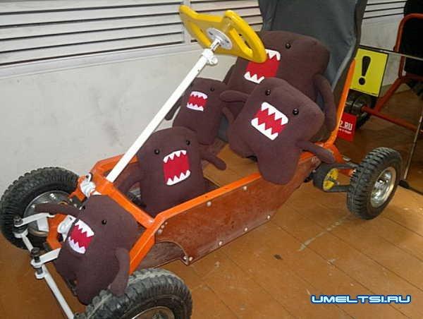 Детский электромобиль своими руками