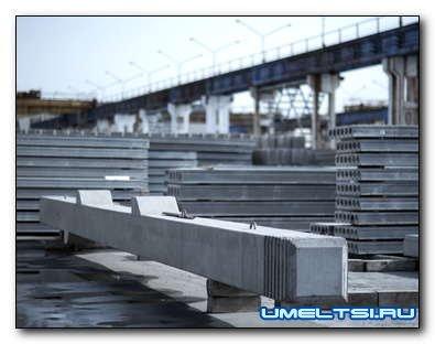 Железобетонные изделия в Москве от компании «Стройнеруд»