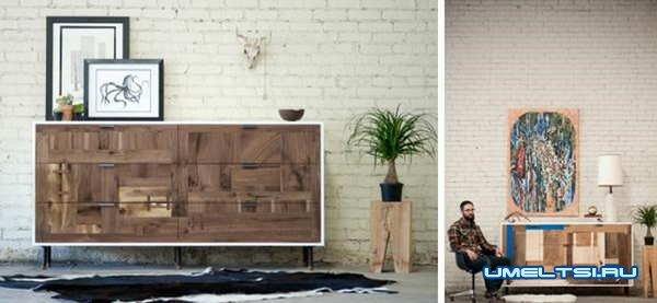 дизайнерская мебель своими руками