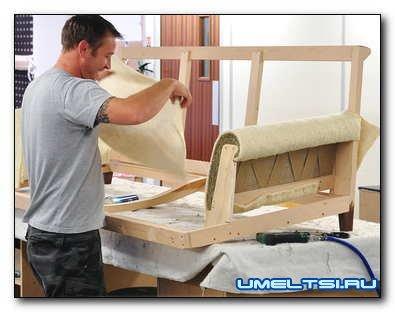 Создаем дизайнерскую мебель своими руками